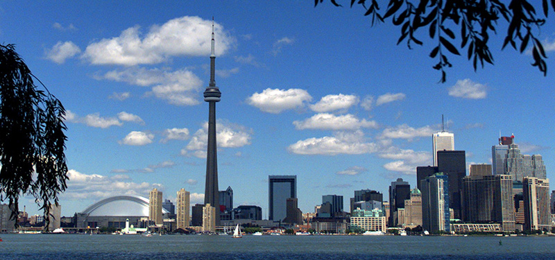 The 2015 Pan American Games will be held in Toronto from July 10-26.