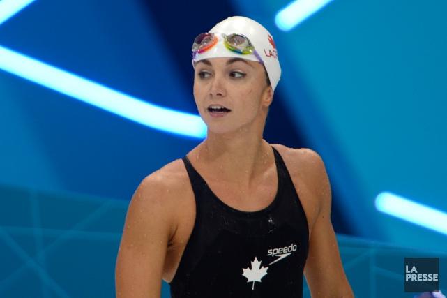 Audrey Lacroix retrouvera plusieurs membres de l'équipe nationale à Toronto. PHOTO BERNARD BRAULT, ARCHIVES LA PRESSE