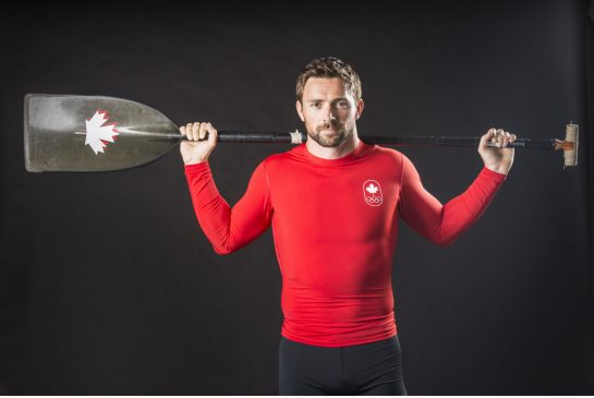 BERNARD WEIL / TORONTO STAR Canadian canoeist Mark Oldershaw won bronze at the London Olympics in 2012. He's hopeful his years of experience will pay off in gold at both the Pan Am Games this summer and the Rio Olympics next year.