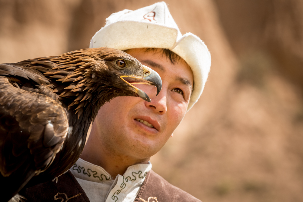 Eagle Hunter, Kyrgyzstan