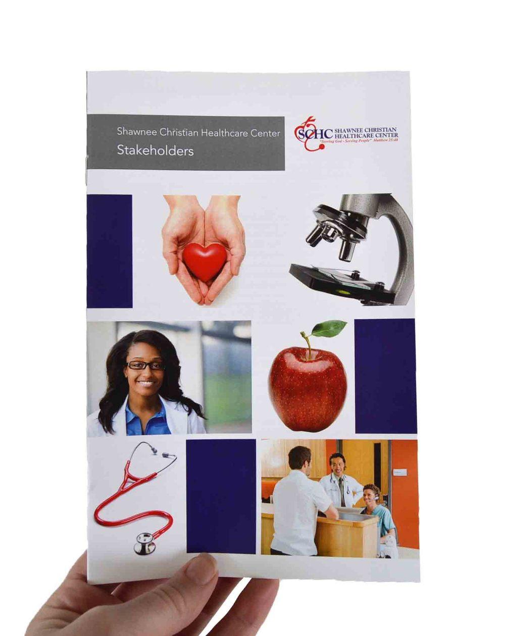 Brochure: Shawnee Christian Healthcare Center