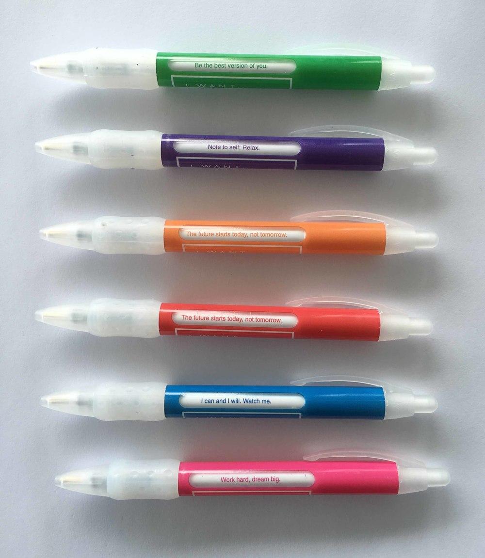 Humana Message Pens