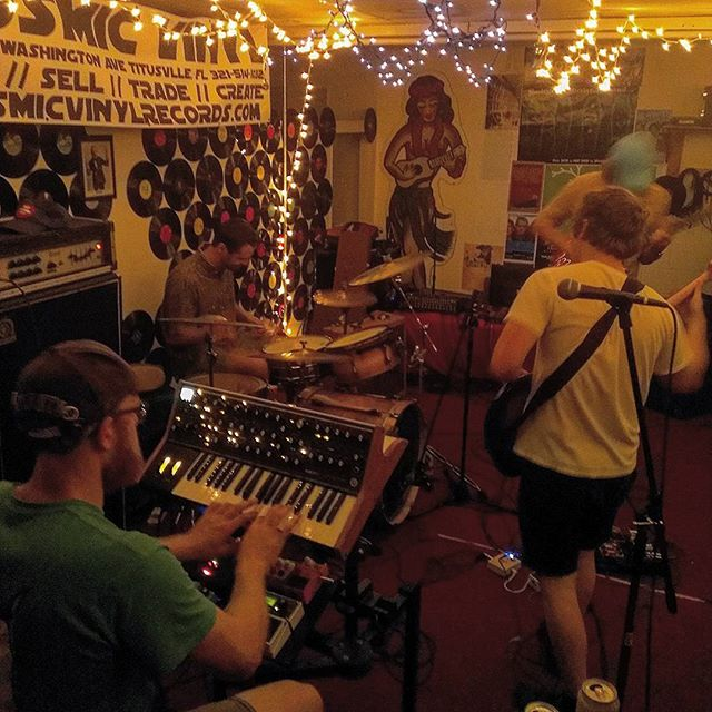 KYLE live at #cosmicvinyl  #diyshows  #Florida  #Titusville