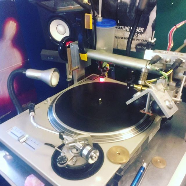Just a friendly reminder that we here at Cosmic Vinyl have the ability to make you one off custom records. Contact us at lathecuts@gmail.com #records #vinyl #custom #lathecuts #Titusville #Brevard