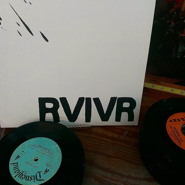 Beat the heat by staying inside and listening to vinyl. #rvivr #vinyl #records #Florida #Brevard #itshot #liketoohot #likeiammelting