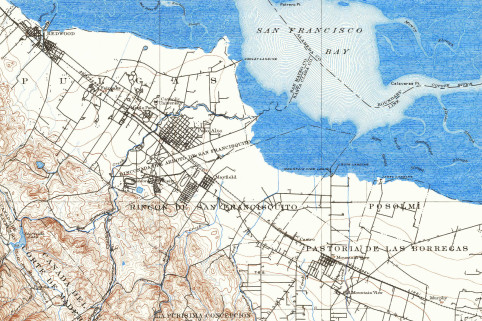 It Just Got Easier To See A Cool Historical Maps Collection BGC - Historical topo maps