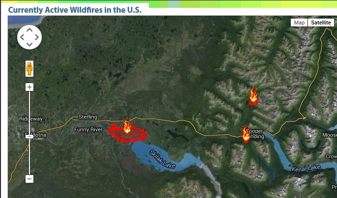 Mapping_Interactive Wildfires Map Tracks the Blazes in the U.S..JPG
