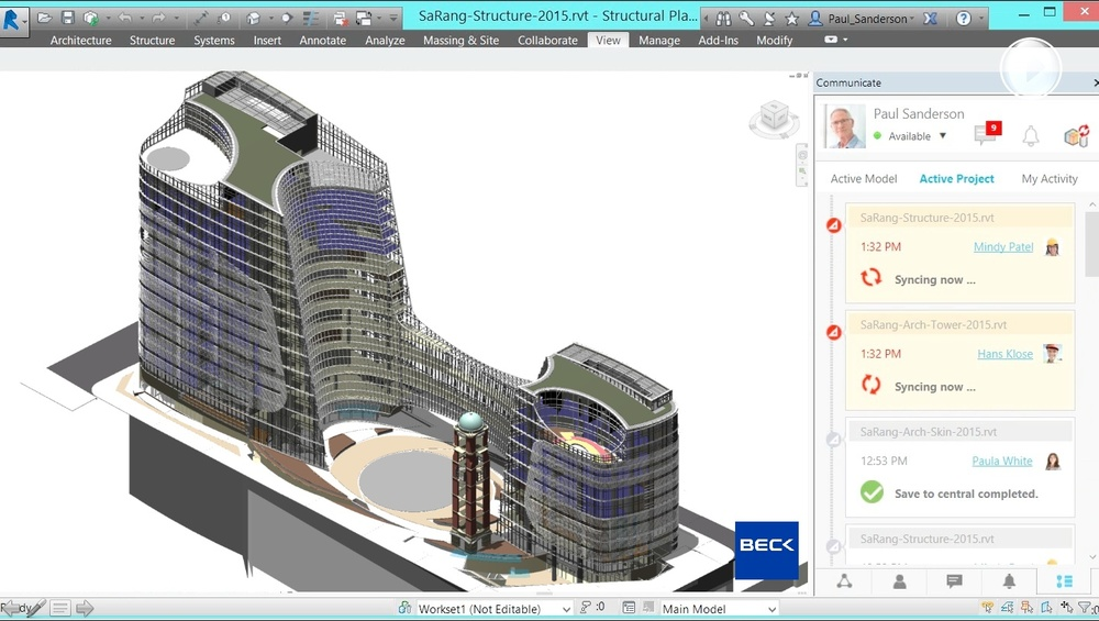 Image credit : Autodesk, Inc.