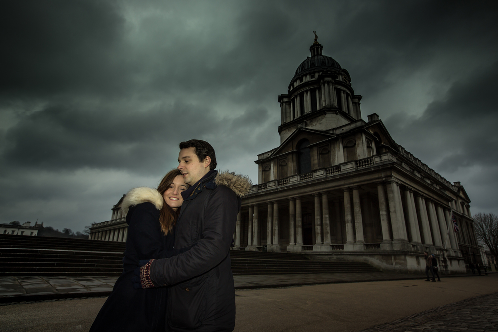 Greenwich-Royal-Naval-College-Engagement-2