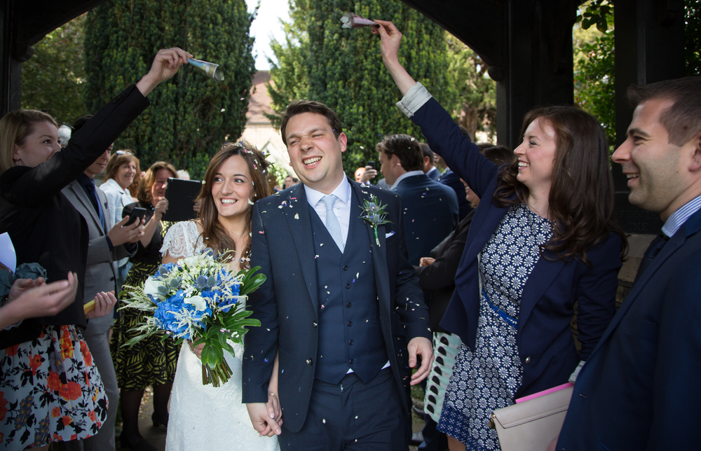st-mary's-church-confetti-barnes-london-uk-destination-wedding-photography-Adam-Rowley