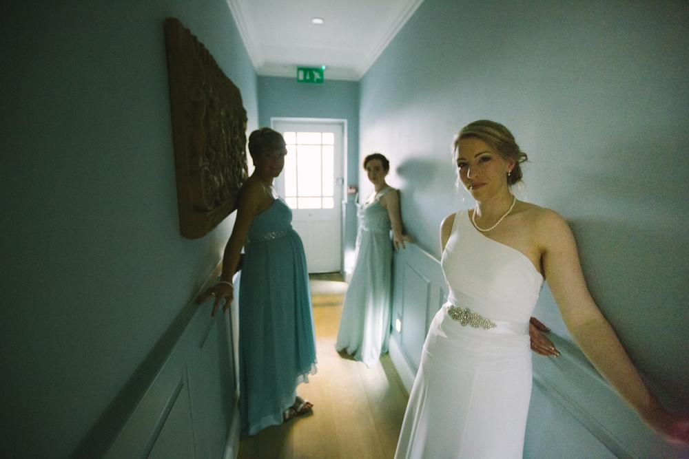 dartmouth bride and bridesmaids 2