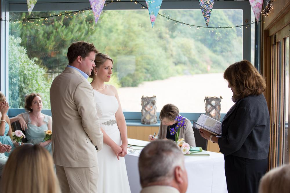 dartmouth bride and groom 1
