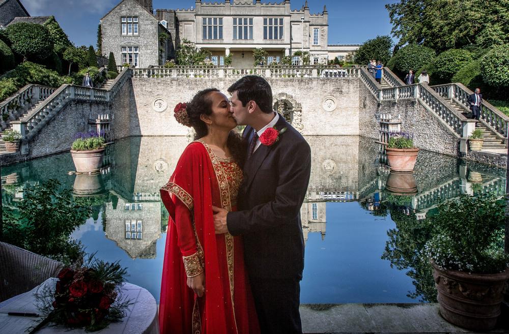 Coombe farm manor wedding