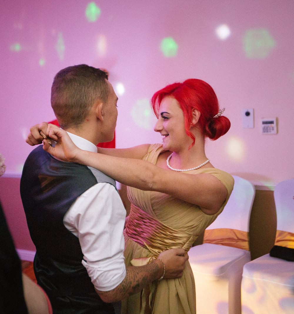 portsmouth wedding hampshire golf club party 6