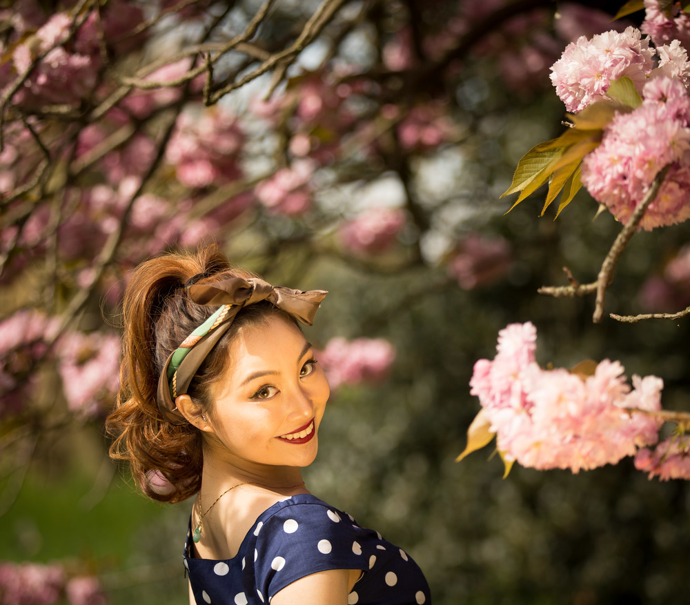 Asian-London-Vintage-Engagement-Wedding-Shoot-Notting-Hill-Regents-Park-16