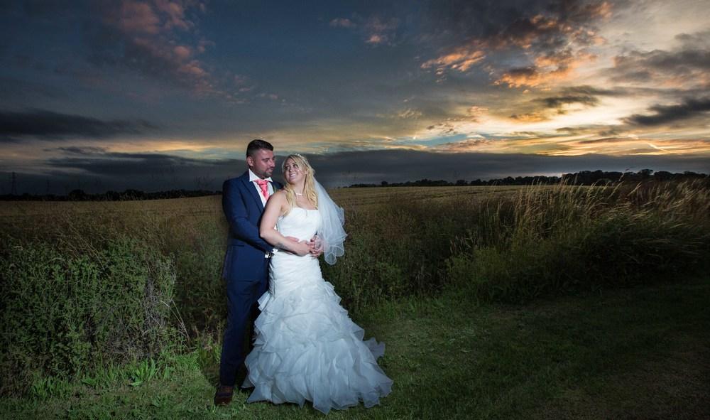 Essex-countryside-wedding-sunset-2