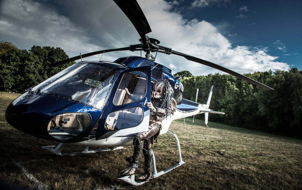 Predator-helicopter-essex-movie-theme-wedding-2
