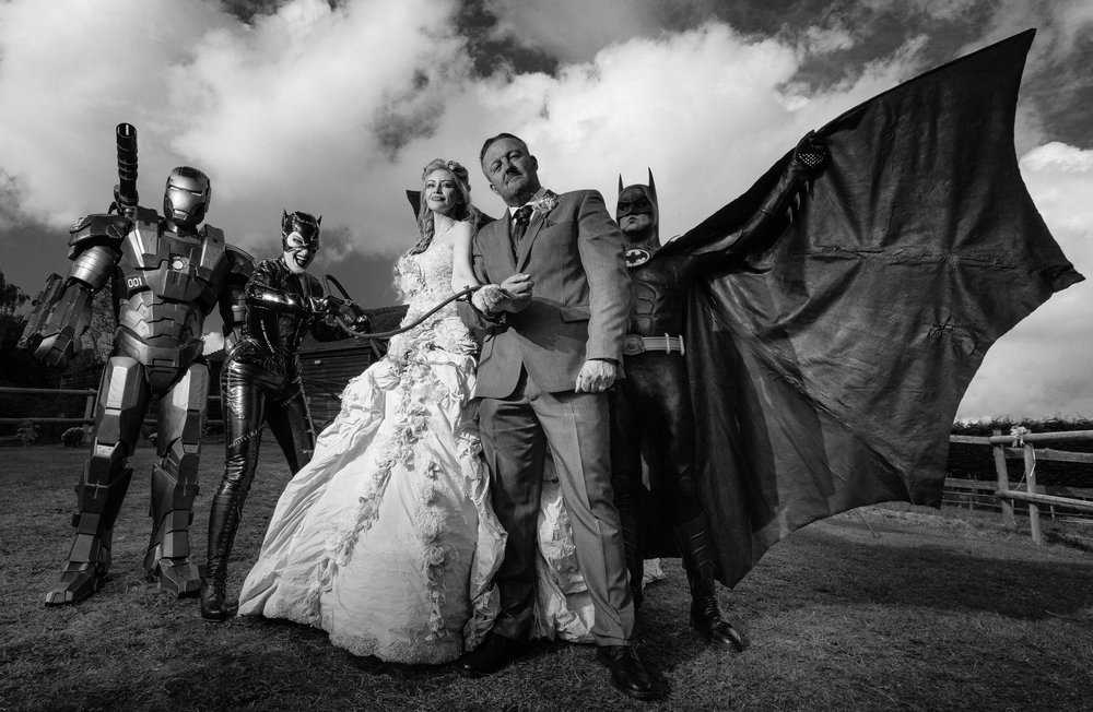 Hollwyood-characters-bride-essex-movie-theme-wedding-portrait-5