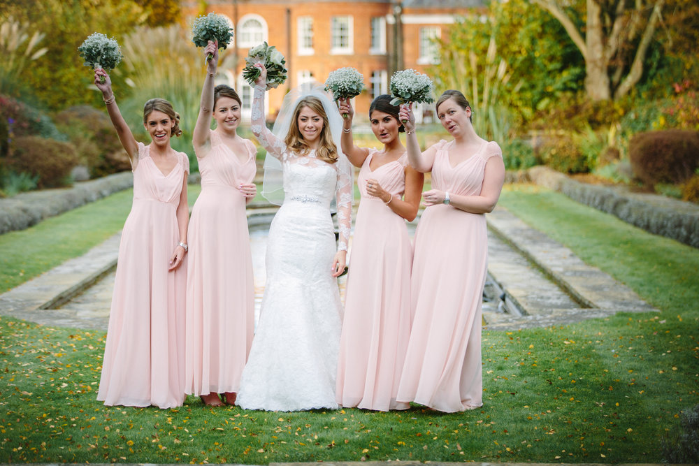 surrey-ascot-royal-berkshire-hotel-autumn-wedding-group-shot-bridesmaids-8