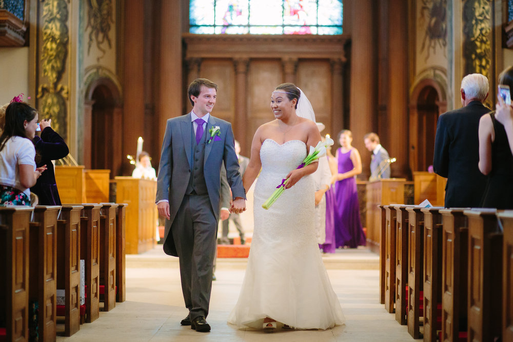 Saint-Alfege-Church-greenwich-wedding-charlton-london-couple-aisle-married-150