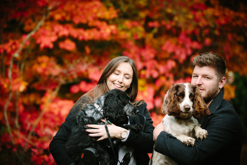 Scotney-Castle-Kent-London-Engagement-Wedding-Photography-dogs-1