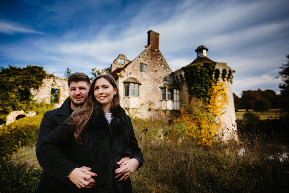 Scotney-Castle-Kent-London-Engagement-Wedding-Photography-dogs-2