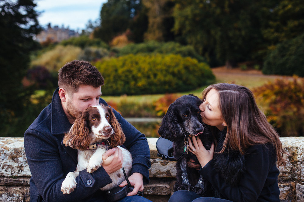 Scotney-Castle-Kent-London-Engagement-Wedding-Photography-dogs-5