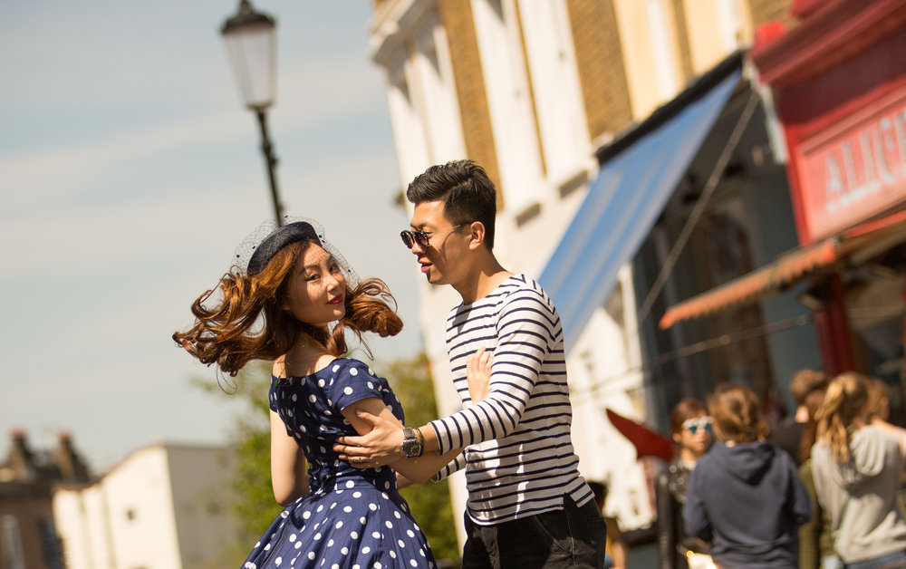 Asian-London-Vintage-Engagement-Wedding-Shoot-Notting-Hill-Regents-Park-7.jpeg