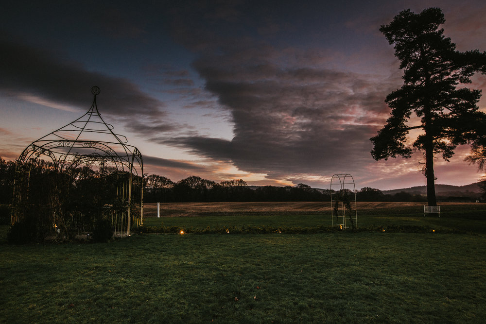 southdowns-manor-sussex-winter-wedding-photography-sunset-75