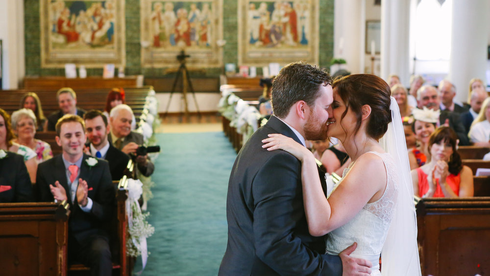 reigate-surrey-london-wedding-photography-first-kiss-52