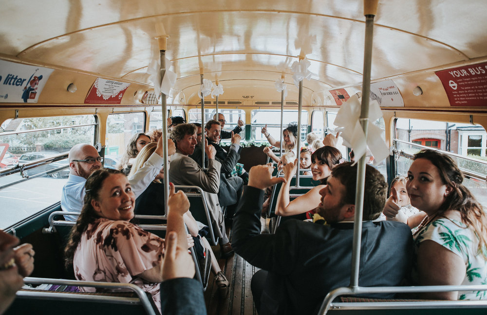 reigate-surrey-london-wedding-photography-routemaster-guests-63