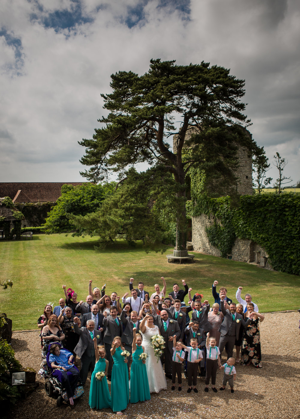 westenhangar-castle-kent-london-wedding-photography-formal-portrait-group-large-45