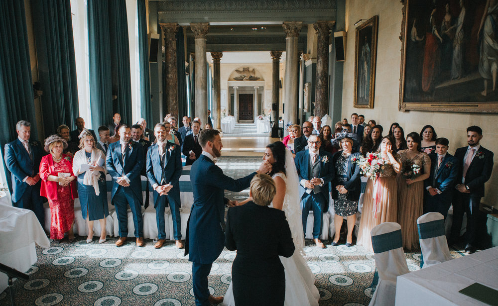 london-bedfordshire-uk-wedding-photography-woburn-sculpture-gallery-ceremony-25