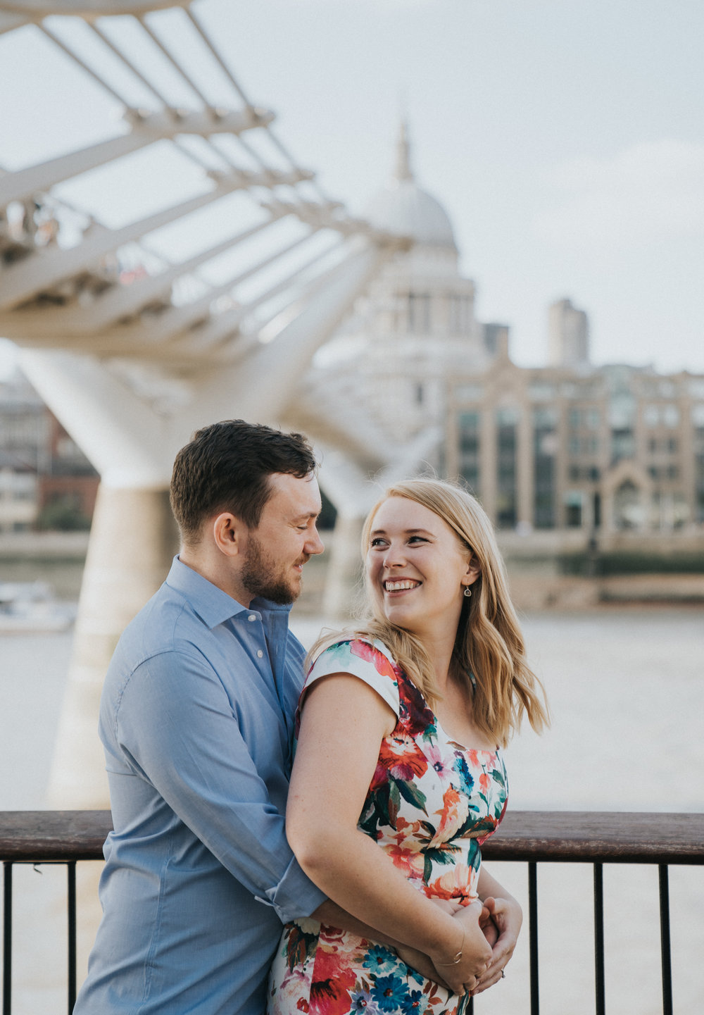 st-paul's-cathedral-millenium-bridge-engagement-wedding-london-photography-videography-02