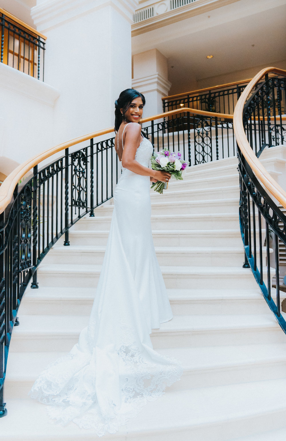 anglo-asian-hindu-civil-wedding-photography-videography-london-portrait-marylebone-old-town-hall-landmark-hotel-18