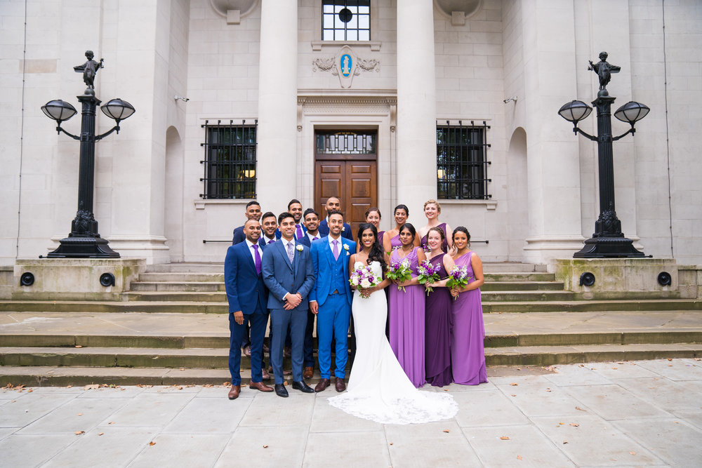 anglo-asian-hindu-civil-wedding-photography-videography-london-portrait-marylebone-old-town-hall-43