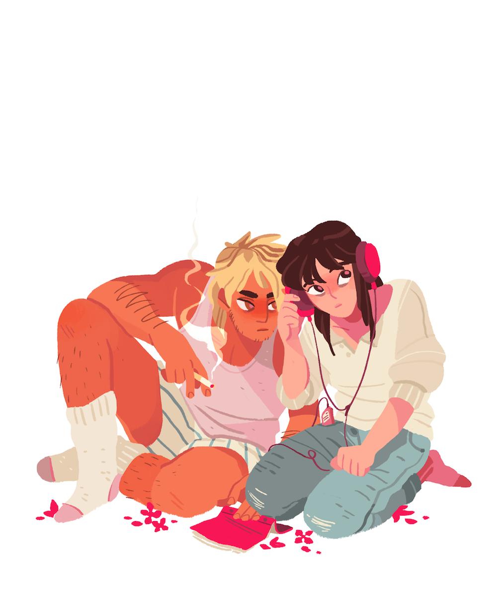Kenta & Gomi