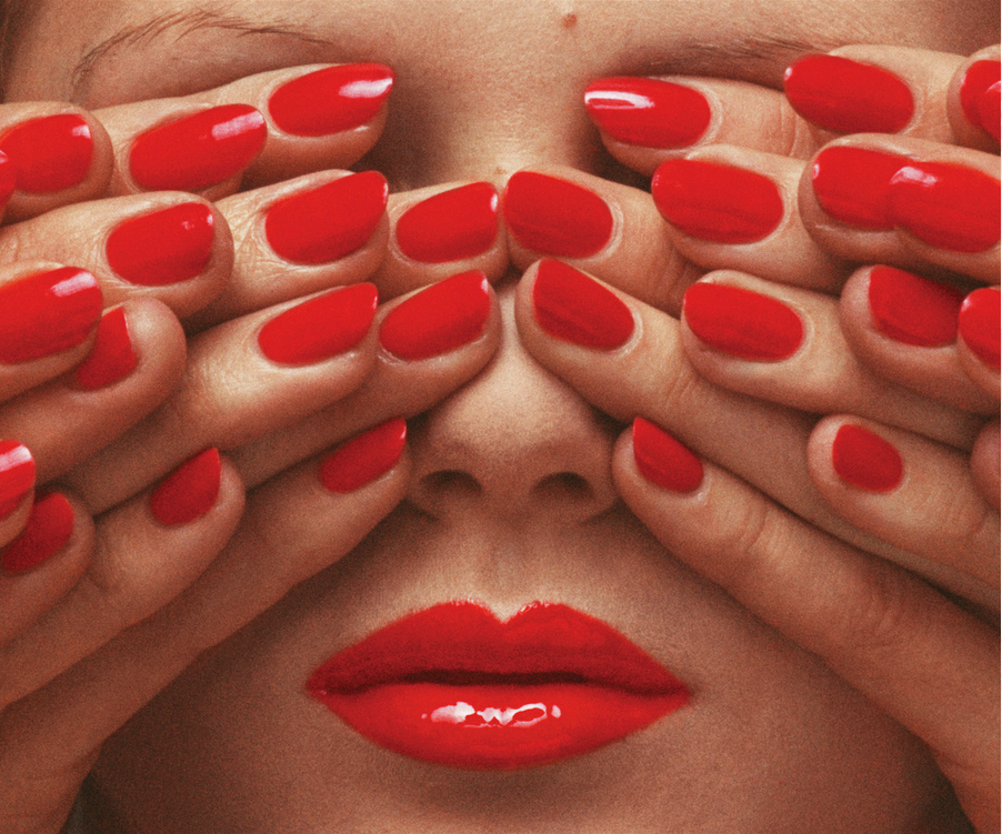 Photograph: Guy Bourdin/Somerset House