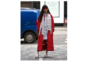 London Fashion Week - The Daily - Susie Styles It
