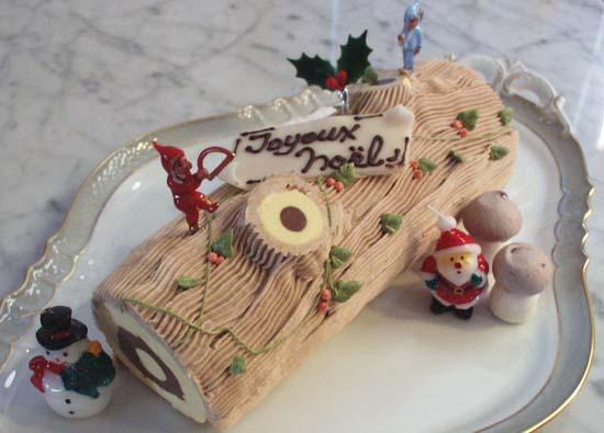 Christmas log cake.JPG