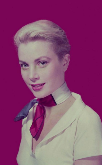Scarf knots as seen on the one and only Grace Kelly 1.png