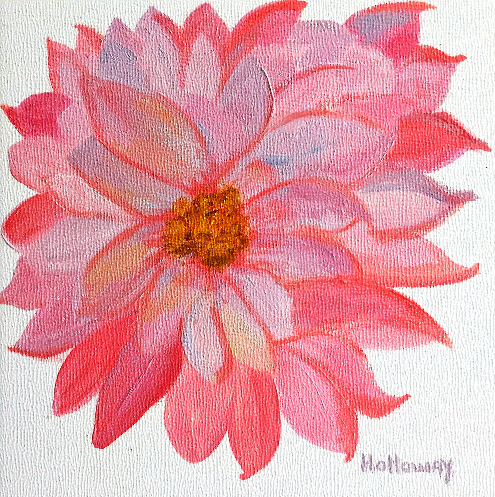 Pink Dahila