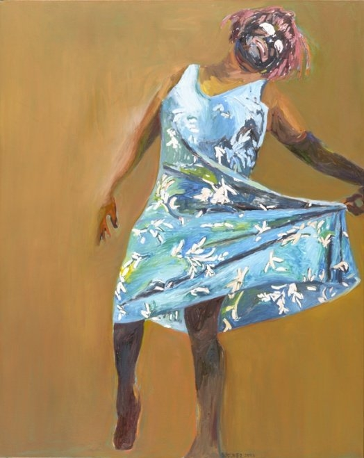 Beverly Mclver ( 1962 -) Dora's Dance, 2002