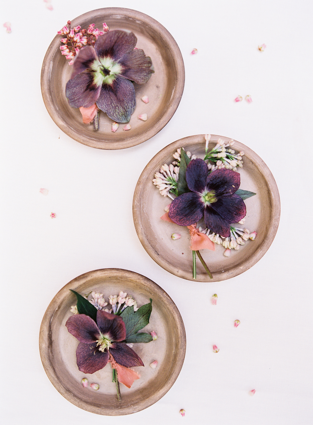 Hellebore Wedding Flowers - Wedfully Yours