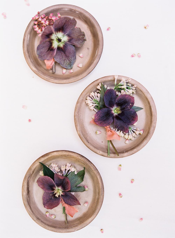 Hellebore Wedding Flowers - Wedfully Yours