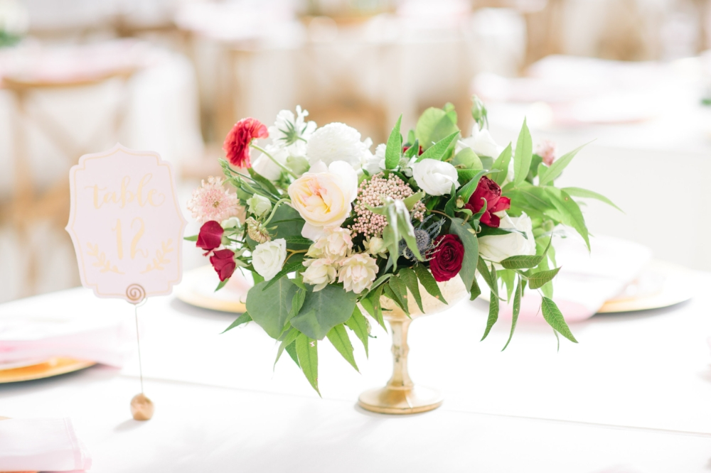 Organic Wedding Flowers - Wedding Florists Dallas