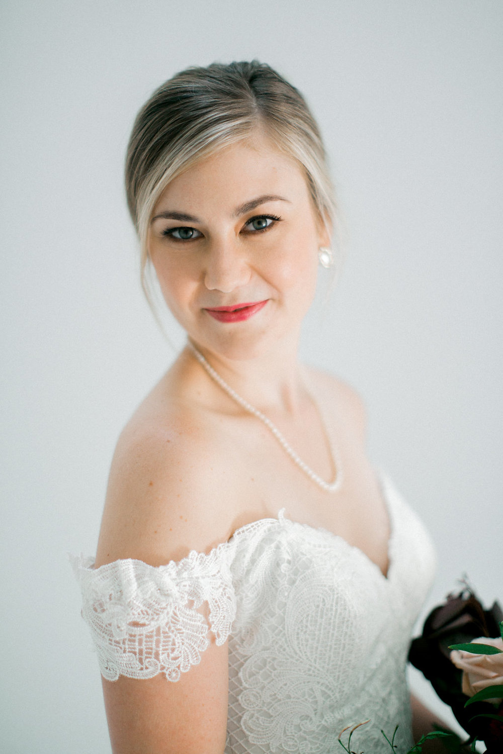 Bridal Portrait Photos in Dallas - Dallas Wedding Florist