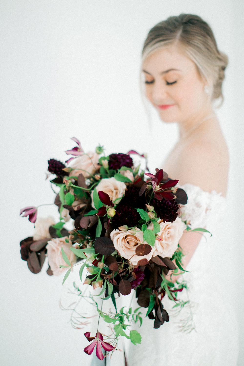 Why Do I Need a Bridal Portrait Session - Lubbock Wedding Flowers