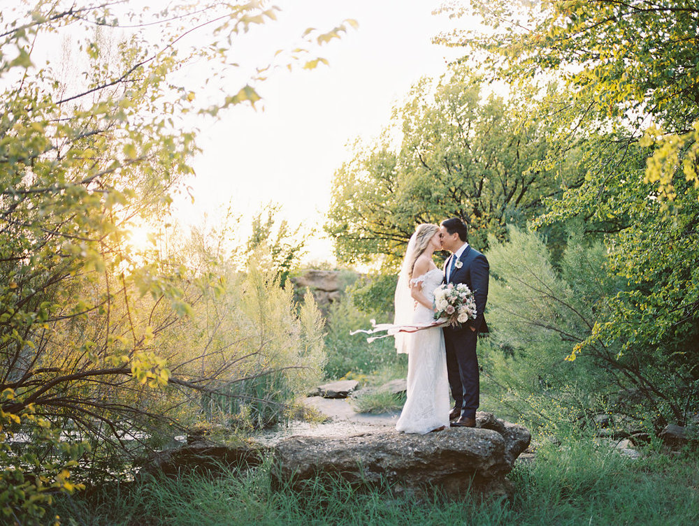 Hidden Pines Chapel Wedding - Dallas Wedding Planner