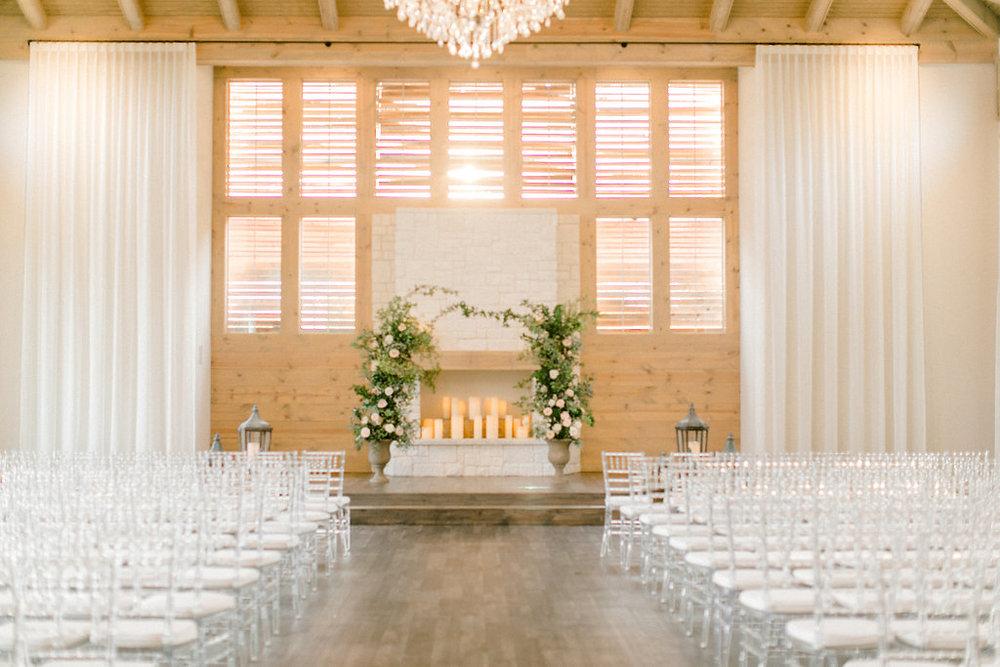 Hidden Pines Chapel Wedding - Wedfully Yours